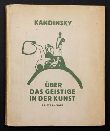 Illustrated Book Kandinsky - Über das Geistige in der Kunst (Concerning the Spiritual in Art)