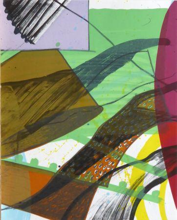 Lithograph Nørgard - 10