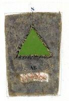 Etching Coignard - 1051 Triangle
