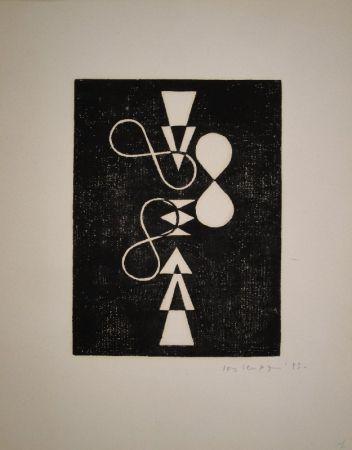 Linocut Leuppi - 10 Compositionen