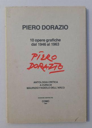 Screenprint Dorazio - 10 opere grafiche dal 1946 al 1963 (Cartella completa)