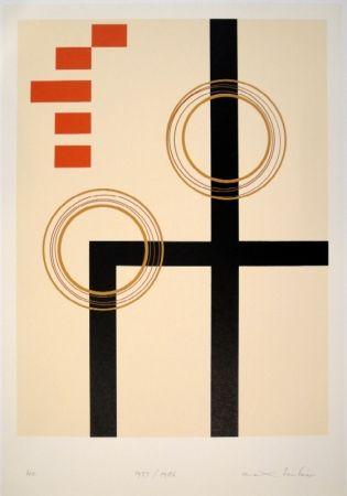 Screenprint Huber - 10 opere grafiche / graphic works 1936-1940