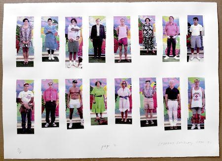 Photography Hockney - 112 L A Visitors - page 2 of Portfolio