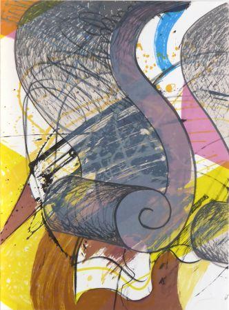 Lithograph Nørgard - 12