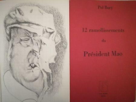 Illustrated Book Bury - 12 ramollissements du Président Mao