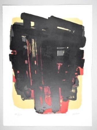 Lithograph Soulages - 15 500 €