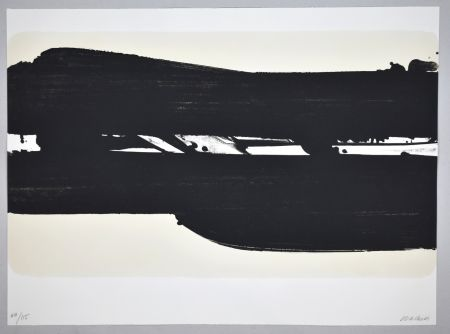 Lithograph Soulages - 18 000 €