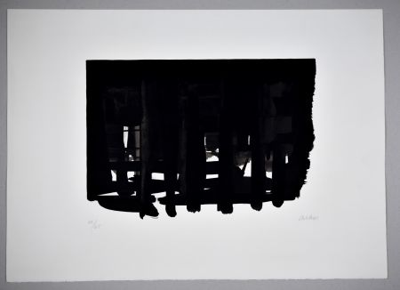 Lithograph Soulages - 18 500 €