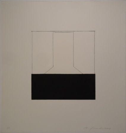 Engraving Spescha - 2003/11-12. Zweiteilige Radierungs-Serie