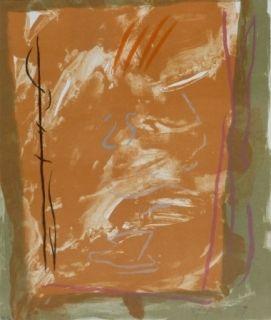 Lithograph Ràfols Casamada - 25