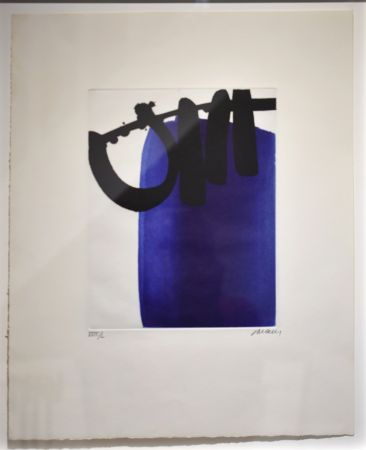 Engraving Soulages - 25 500 €