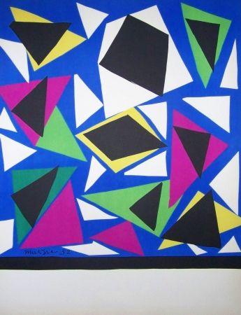 Lithograph Matisse - 25 ans de mourlot