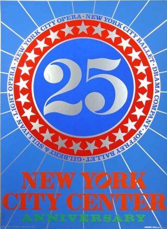 Screenprint Indiana - 25 th new york center