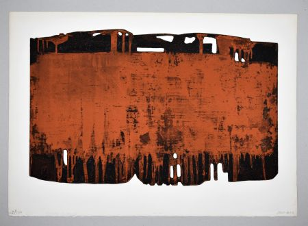 Engraving Soulages - 27 500 €