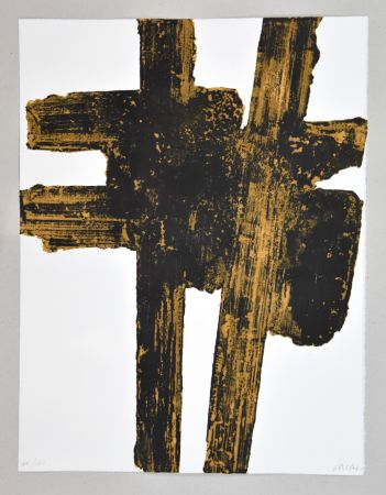 Engraving Soulages - 28 000 €