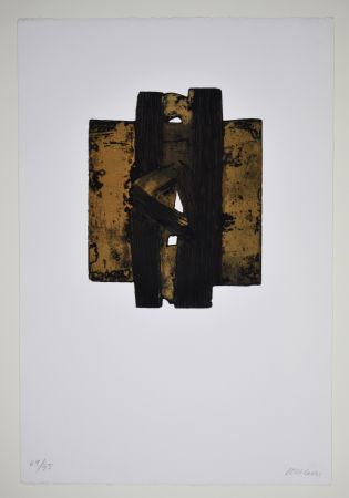 Engraving Soulages - 29 000 €