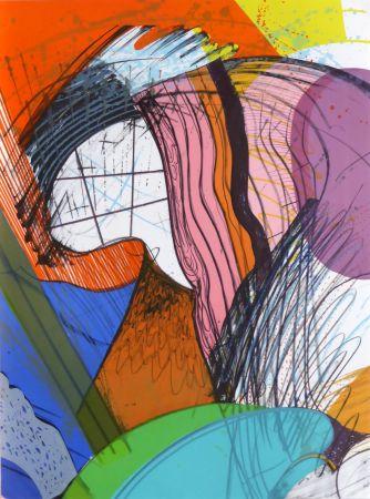 Lithograph Nørgard - 3