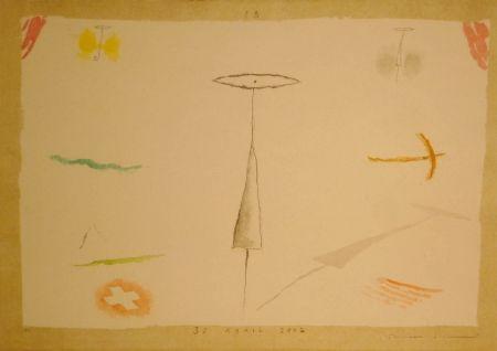 Lithograph Riera I Aragó - 30 Abril 2002