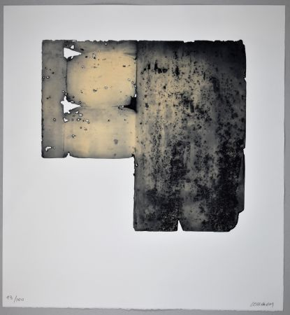 Engraving Soulages - 32 000 €