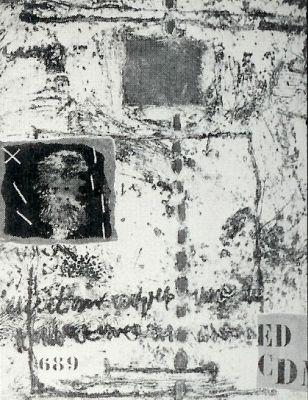 Etching Coignard - 383 Overture Verte
