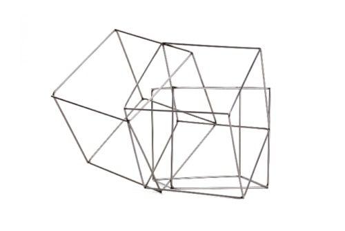 Multiple Morellet - 3 cubes imbriquès
