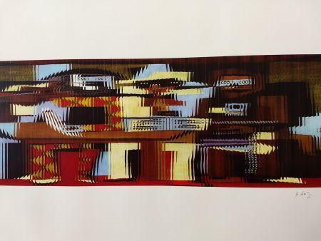 Lithograph Kolar - 52/90