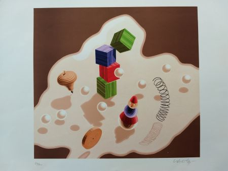Lithograph Vasarely - 56/200