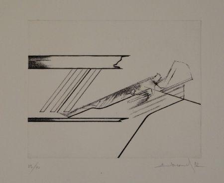 Engraving Evrard - 6 gravures originales