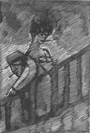 Illustrated Book Maccari - 72 disegni di Maccari, assortiti, incisi in legno da Ernesto Romagnoli