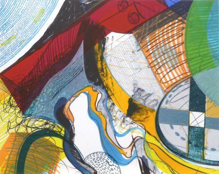 Lithograph Nørgard - 8