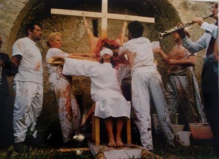 Photography Nitsch - 96 Aktion – Giardini San Martino, Napoli, T