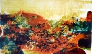 Lithograph Zao - A la gloire de l'image 278