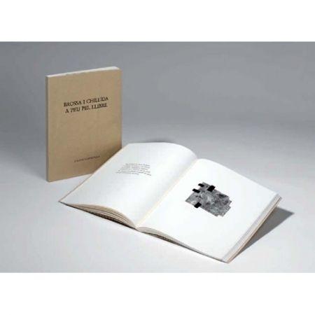 Illustrated Book Chillida - A peu pel llibre