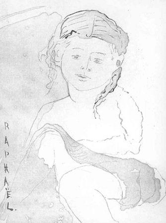 Illustrated Book Antonietta - A. Raphael Mafai