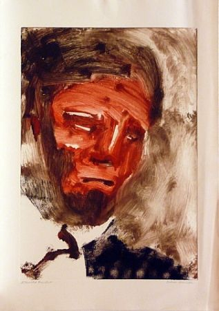 Monotype Secunda - A Troubled President