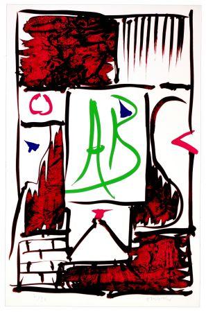 Numeric Print Alechinsky - AB