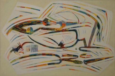 No Technical Spiller - Abstrakte Komposition