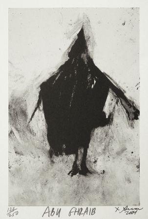Lithograph Serra - Abu Ghraib