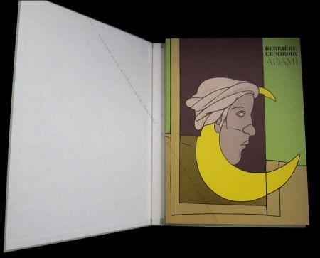 Illustrated Book Adami - Adami - Derrière Le Miroir N°239 De Luxe.