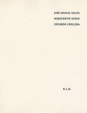 Illustrated Book Chillida - Adoración