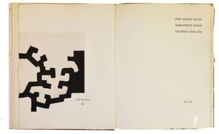 Illustrated Book Chillida - Adoracion