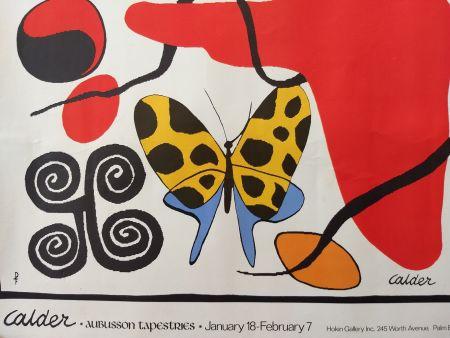 Lithograph Calder - Affiche