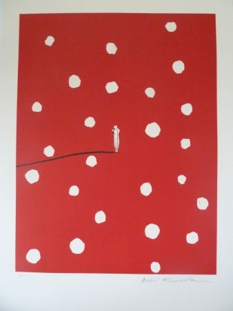 Lithograph Kuroda - Affiche Avt Tarascon