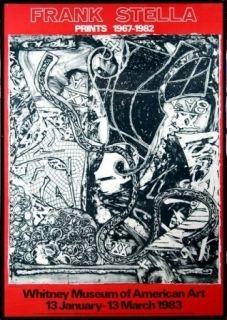 Poster Stella - Affiche de la l'exposition