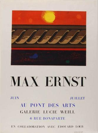 No Technical Ernst - Affiche d'exposition