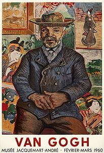 Poster Van Gogh - Affiche d'exposition