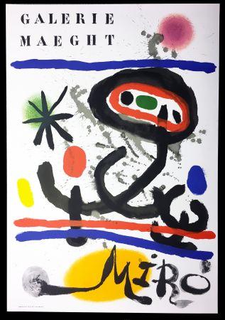 Poster Miró - Affiche originale