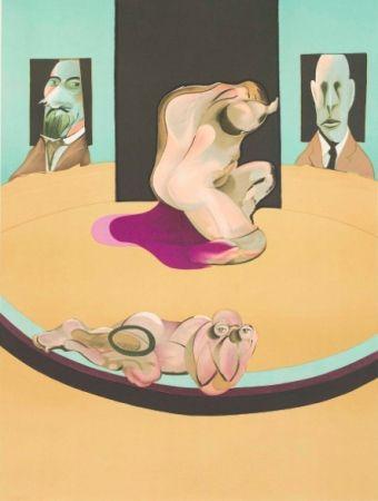 Lithograph Bacon - Affiche Pour  Le Metropolitan Museum Of Art, Ny