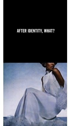 Photography Hank Willis - After Identity, What?
