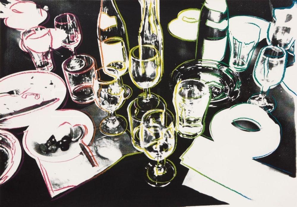 Screenprint Warhol - After the Party (FS II183)